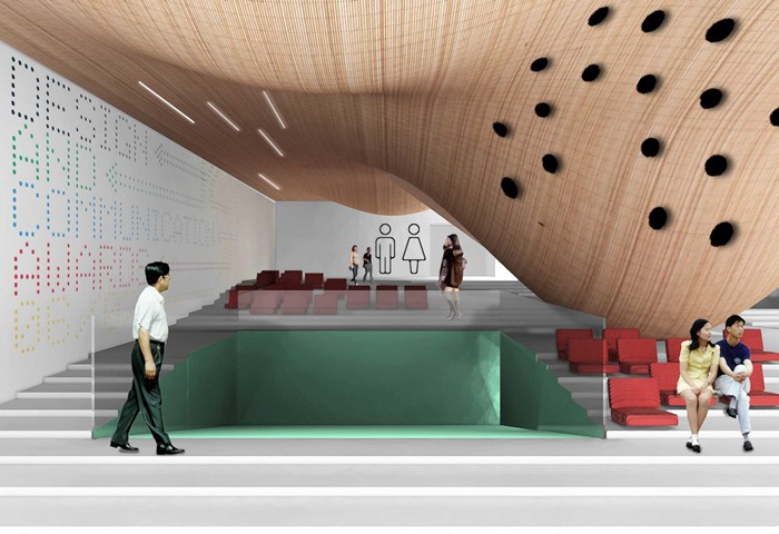 Sejong Daero Cultural ParkCultural 2015 International Competition For A New  Ground U0026 Underground Cultural Space In The Very Center Of Seoul ...